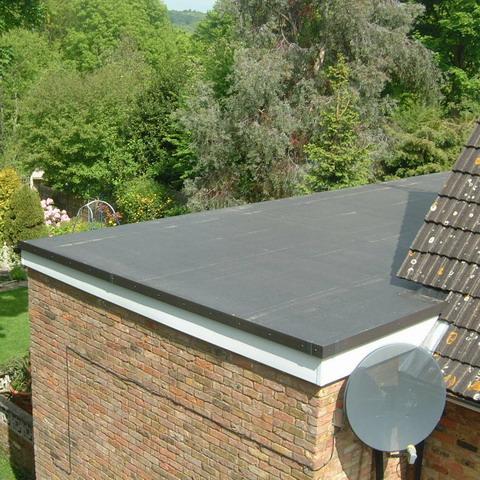 Epdm Rubber Cover V Griffiths Roofing Contractors Ltd
